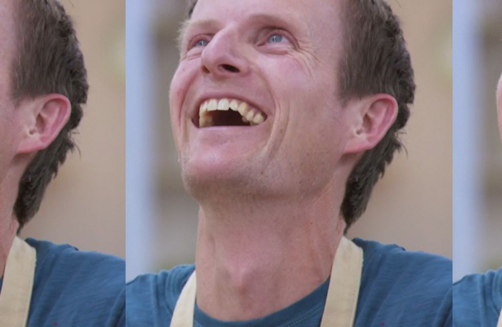 All Hail Ian, The Cheesecake King: 10 Things You Need To Know About GBBO Episode 4