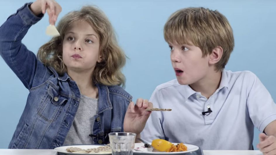 These Kids Tried Lunches From Around The World And Were Clearly Not Impressed