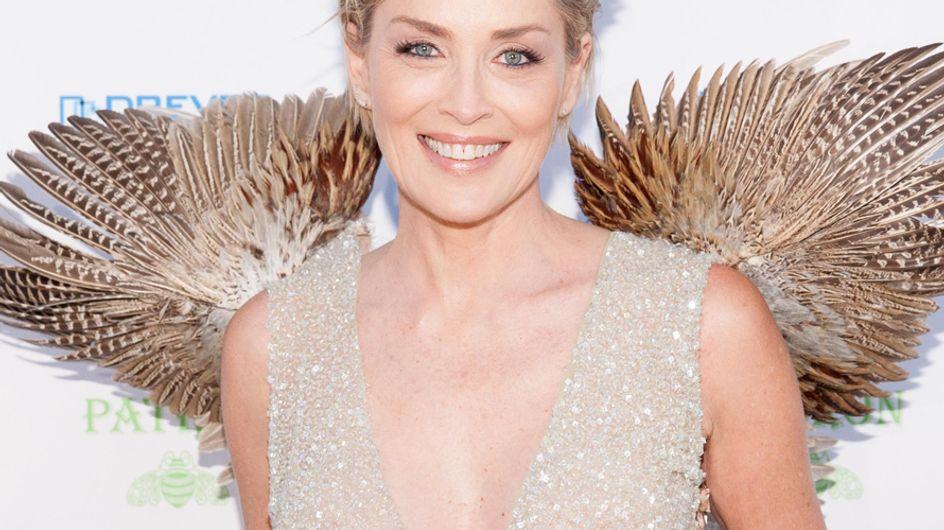 Sharon Stone, el hada madrina de las peor vestidas