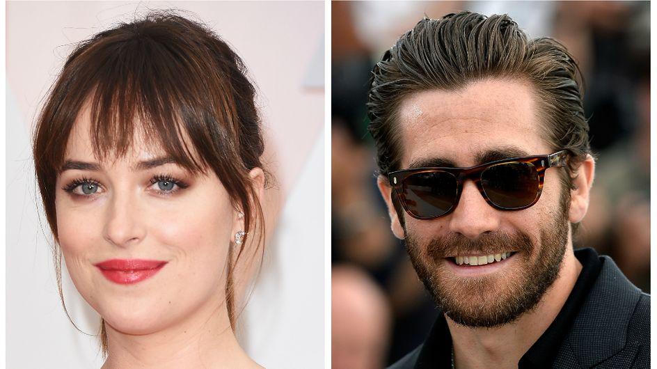 Jake Gyllenhaal en couple avec Dakota Johnson ?