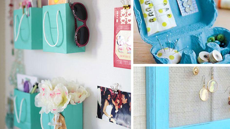 Nie wieder Chaos! Die 5 besten DIY-Ideen für dein Zuhause