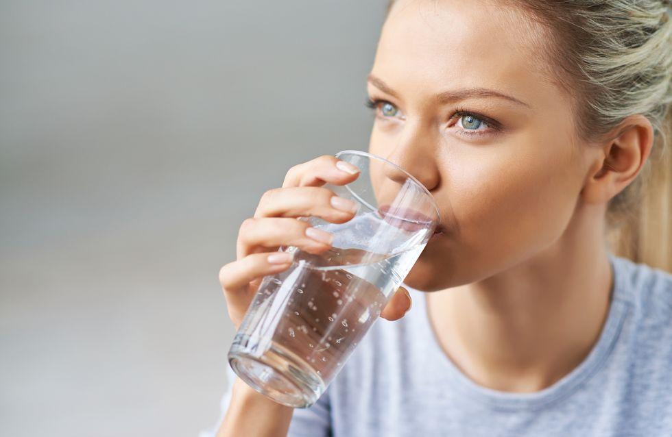 Boire de l'eau, la recette pour perdre du poids ?