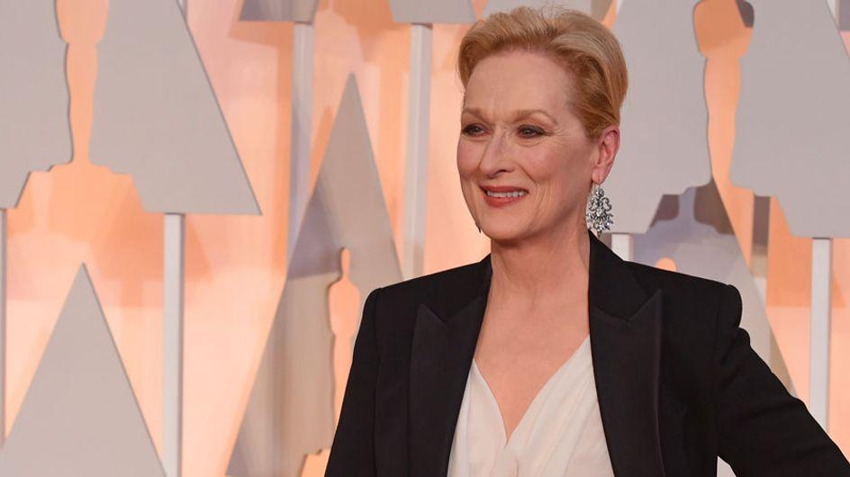 Meryl Streep funda un taller de cine para mujeres mayores de 40 años
