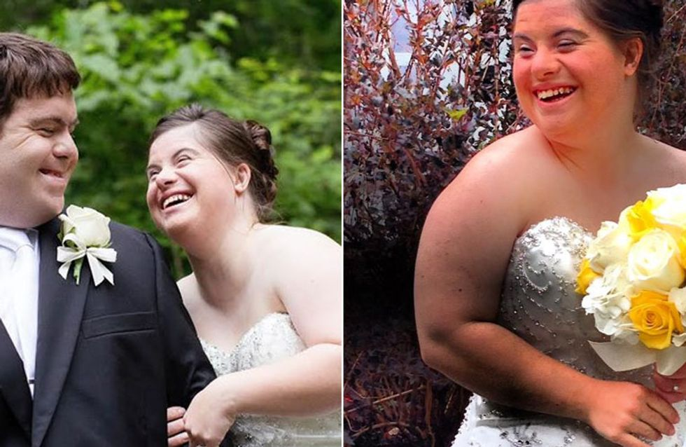Ein Vater schreibt seiner Tochter mit Down-Syndrom einen rührenden Brief zur Hochzeit