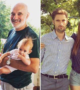 Bianca Balti torna da mamma e papà. Ecco il dolcissimo album di famiglia della t
