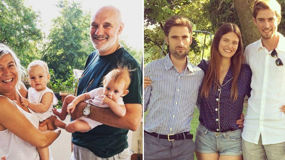 Bianca Balti torna da mamma e papà. Ecco il dolcissimo album di famiglia della top!
