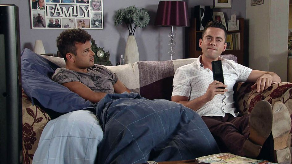Coronation Street 10/08 - Tracy is forced to face the truth