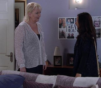 Coronation Street 11/08 - Callum names his price