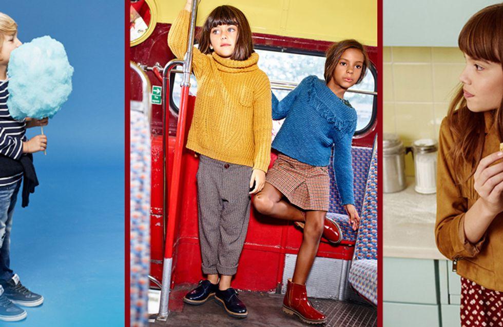 So stylisch wie die Großen: Das sind die Herbsttrends in der Kindermode 2015