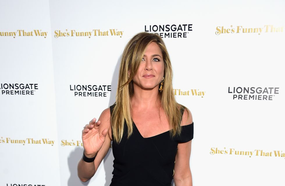 Maquíllate como... Jennifer Aniston