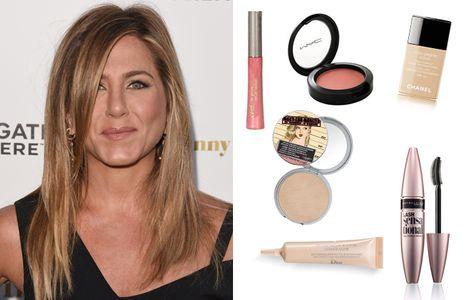 Copia el maquillaje de Jennifer Aniston