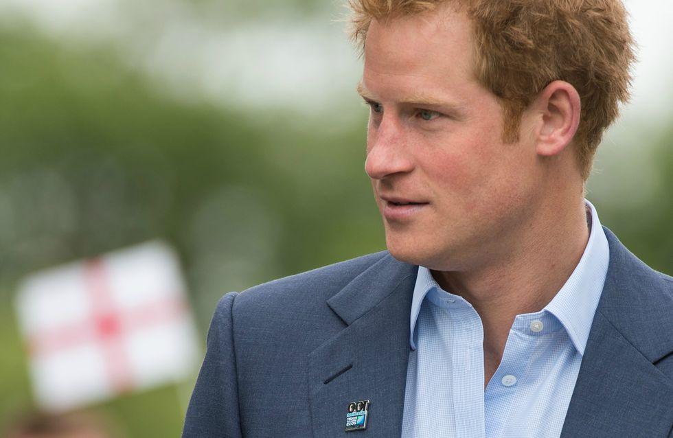 """Le prince Harry avoue être """"un mauvais oncle"""""""