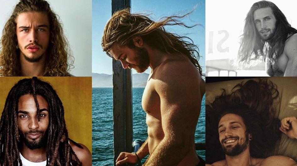 Depois de ver estas imagens, você vai pedir para o seu namorado soltar o coque