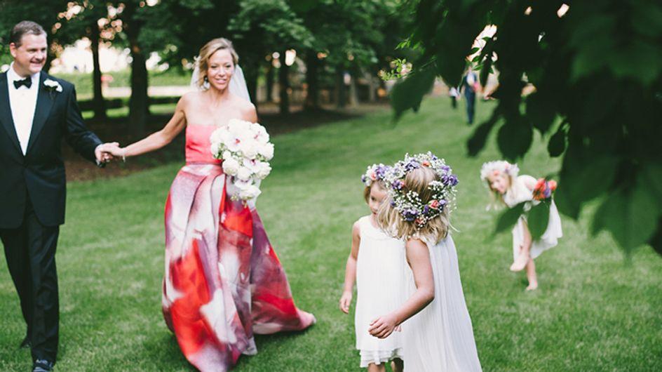Você não precisa vestir branco no dia do seu casamento. Veja aqui por quê