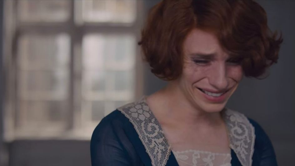 The Trailer For Eddie Redmayne's Film Of The First Transgender Woman Is Here And It's Incredible