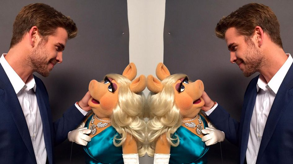 Miss Piggy Is Dating Liam Hemsworth And Nothing Makes Sense To Us Anymore
