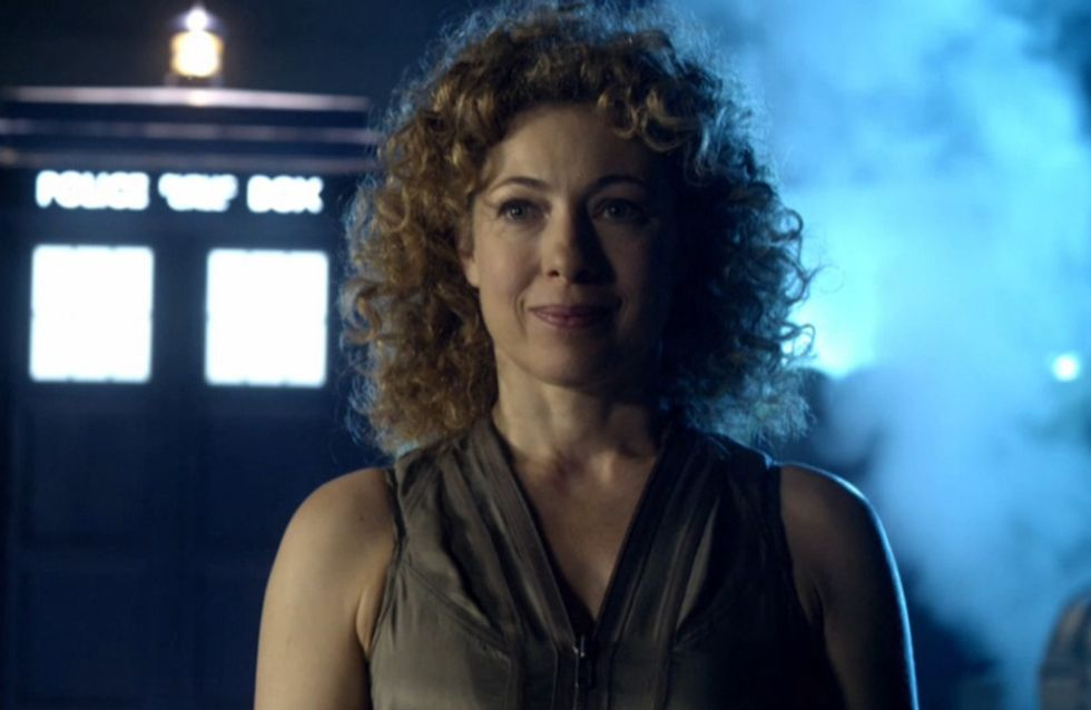 Stop Everything: River Song Is Coming Back To Doctor Who