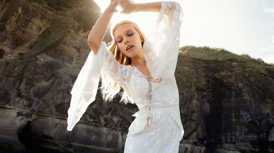 Rue De Seine, vestidos de novia bohemios