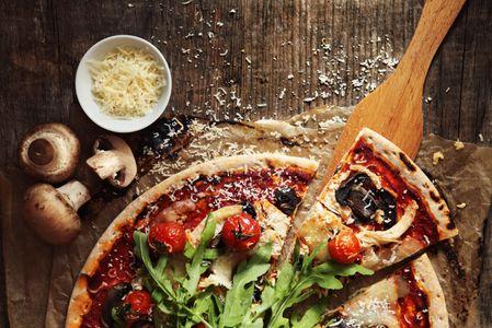 Pizza savoureuse