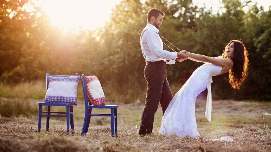 10 idées déco pour un mariage champêtre