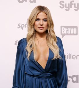 Khloé Kardashian pose sans maquillage sur Instagram (Photo)