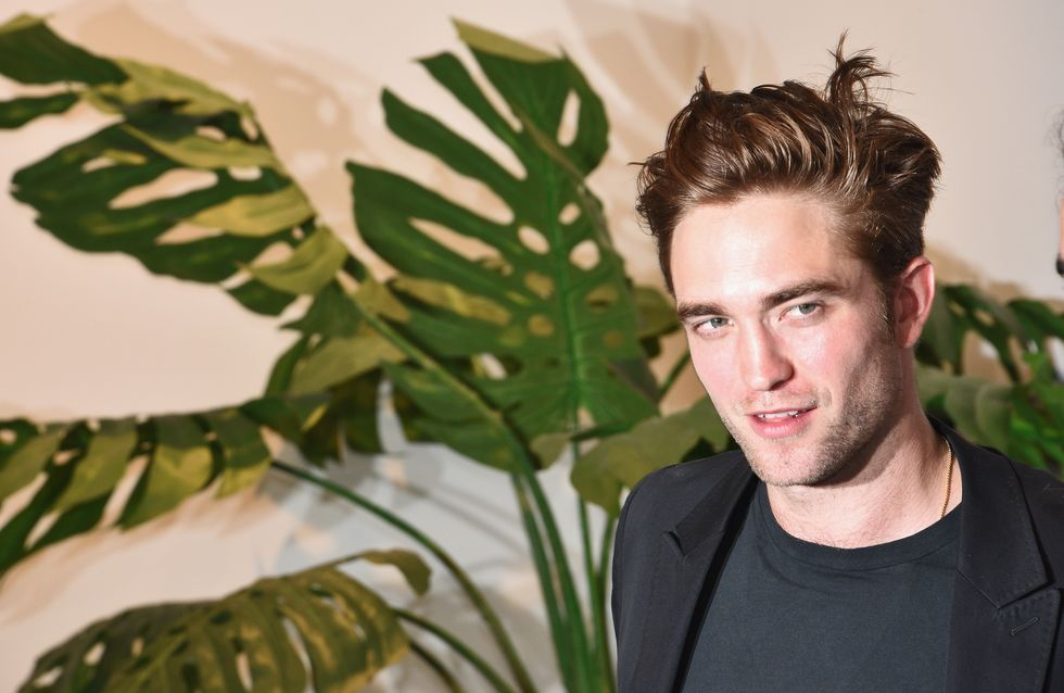 Robert Pattinson, invité surprise d'un mariage (Photos)