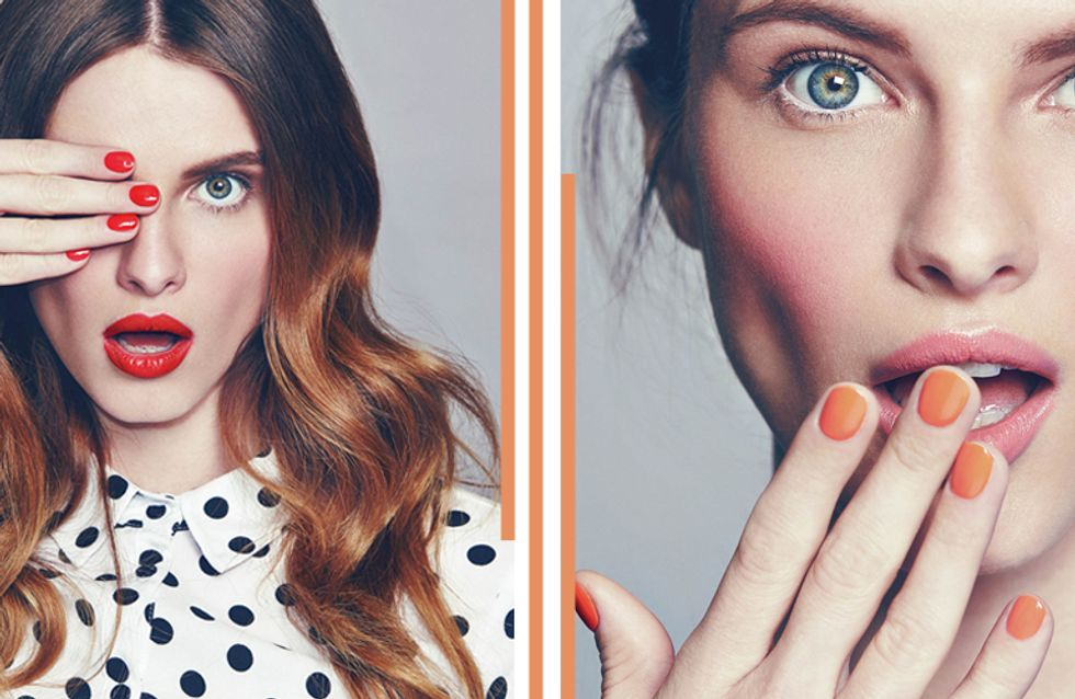 Gelbe Nägel oder Rillen? 5 nervige Nagelprobleme schnell gelöst!