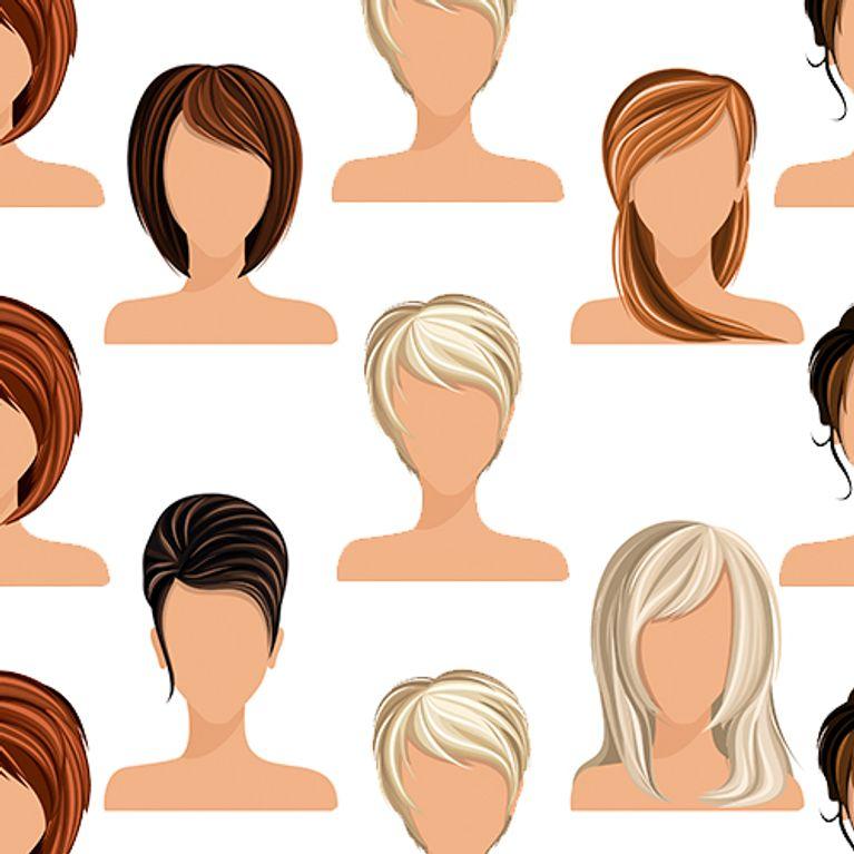 Teste  qual é o corte de cabelo ideal para você  f29de66933