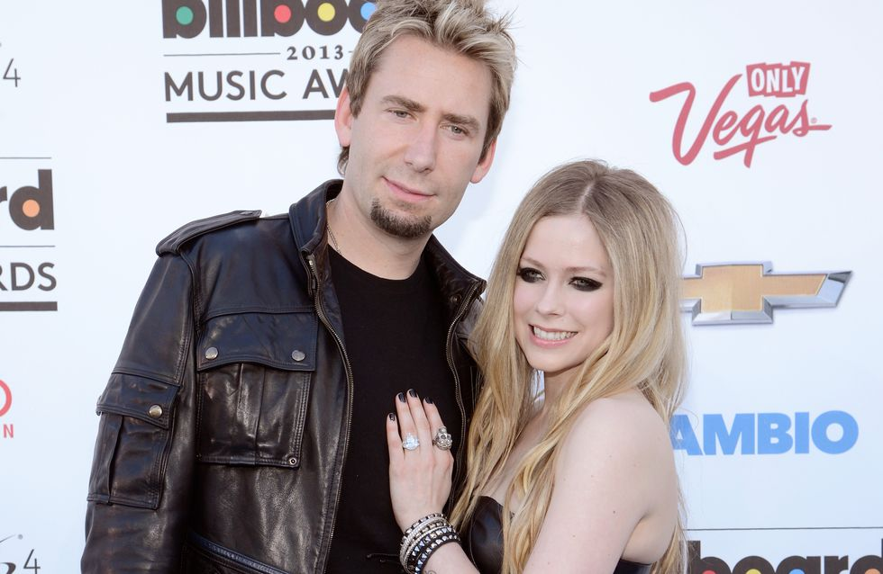 Avril Lavigne et Chad Kroeger se séparent après 2 ans de mariage