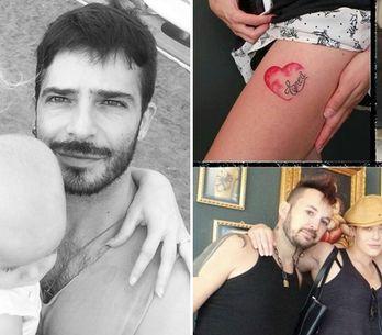 Tatuaggio di coppia in onore del figlio per Laura Chiatti e Marco Bocci. Guarda