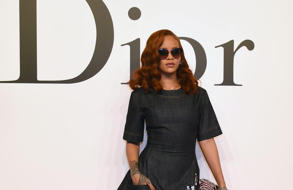 Rihanna envoûtante pour Dior Magazine (Photos)