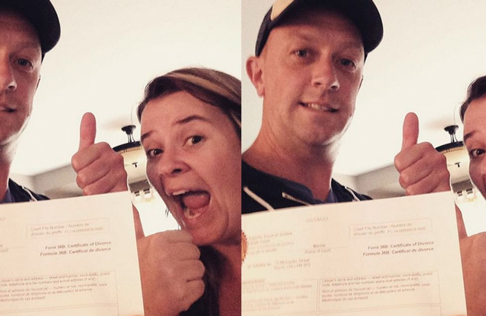 There's A New Thing Called Divorce Selfies And It's Actually Not As Depressing As You Might Think