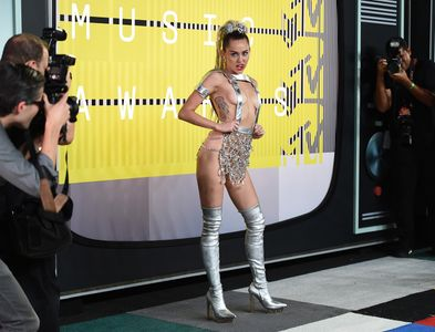 Miley Cyrus en los MTV VMA