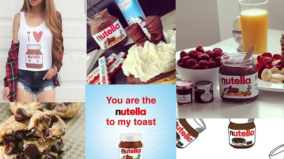 Could This Be The Answer To Every Nutella Addict's Prayers?