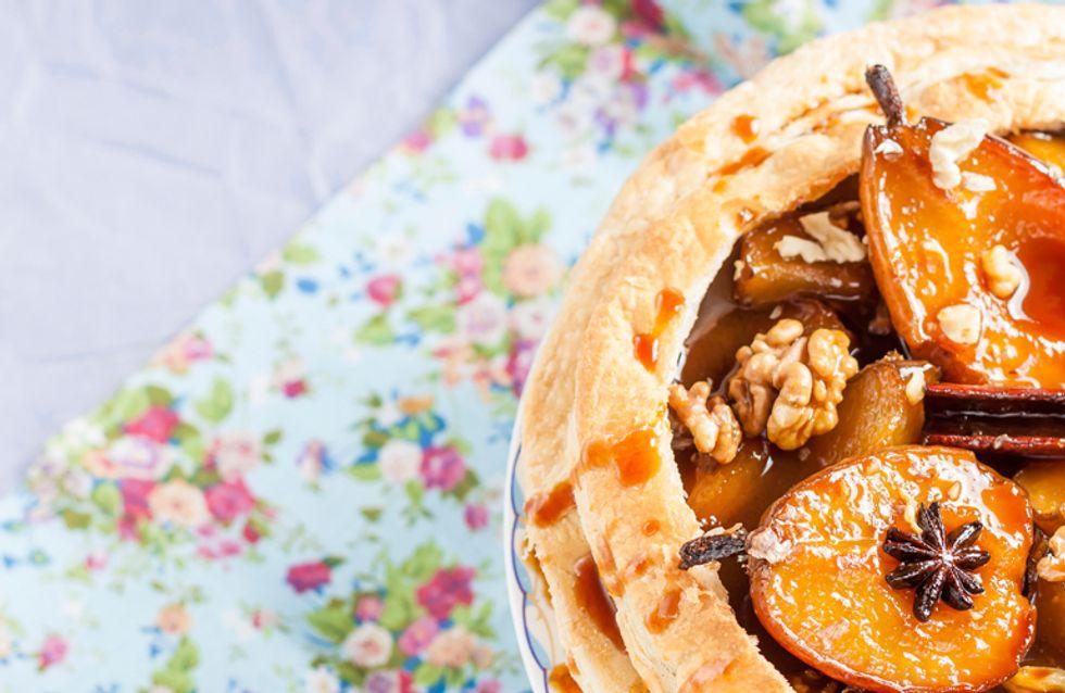 La tarta Tatin, una forma deliciosa de comer fruta