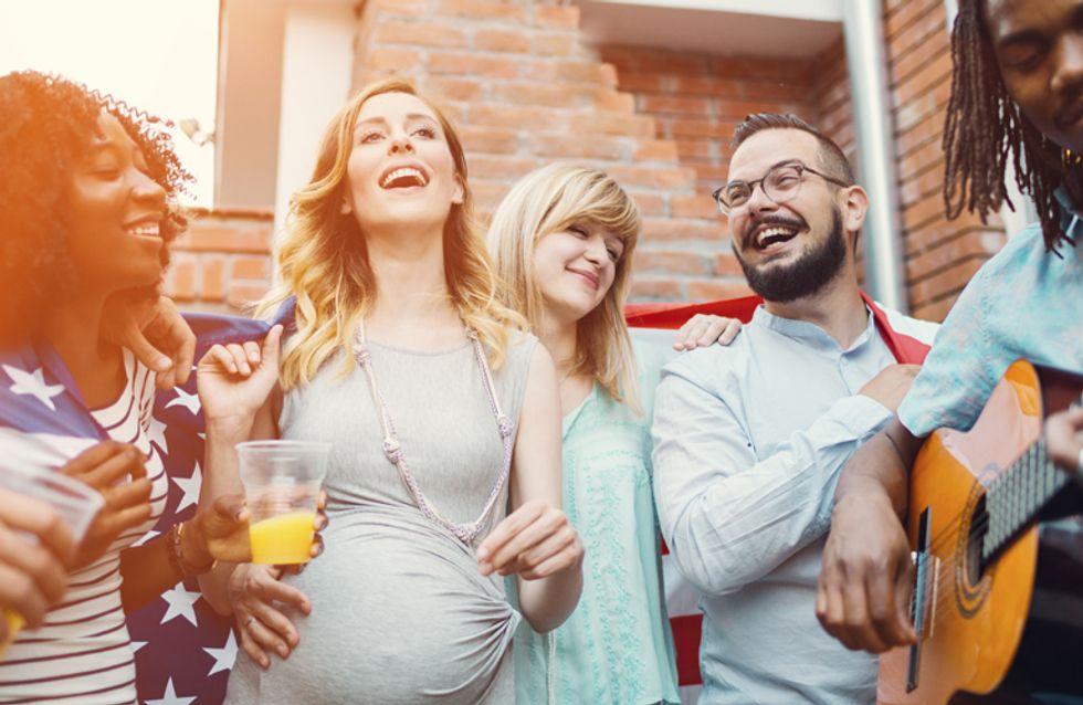 Si può bere vino in gravidanza? E mangiare dolci con liquore? Le risposte del medico alle vostre domande più frequenti!
