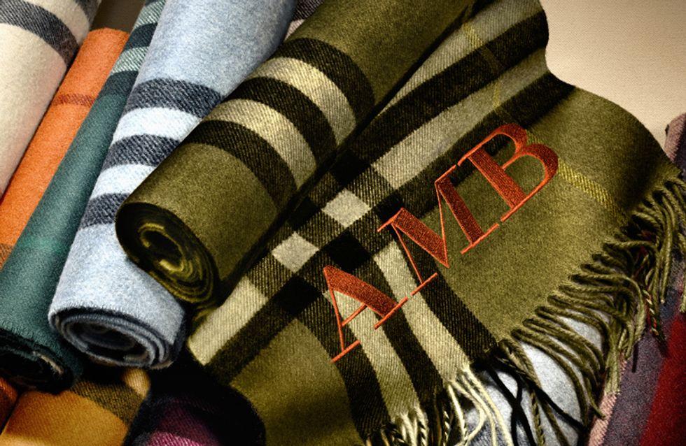 Ahora puedes personalizar tu bufanda