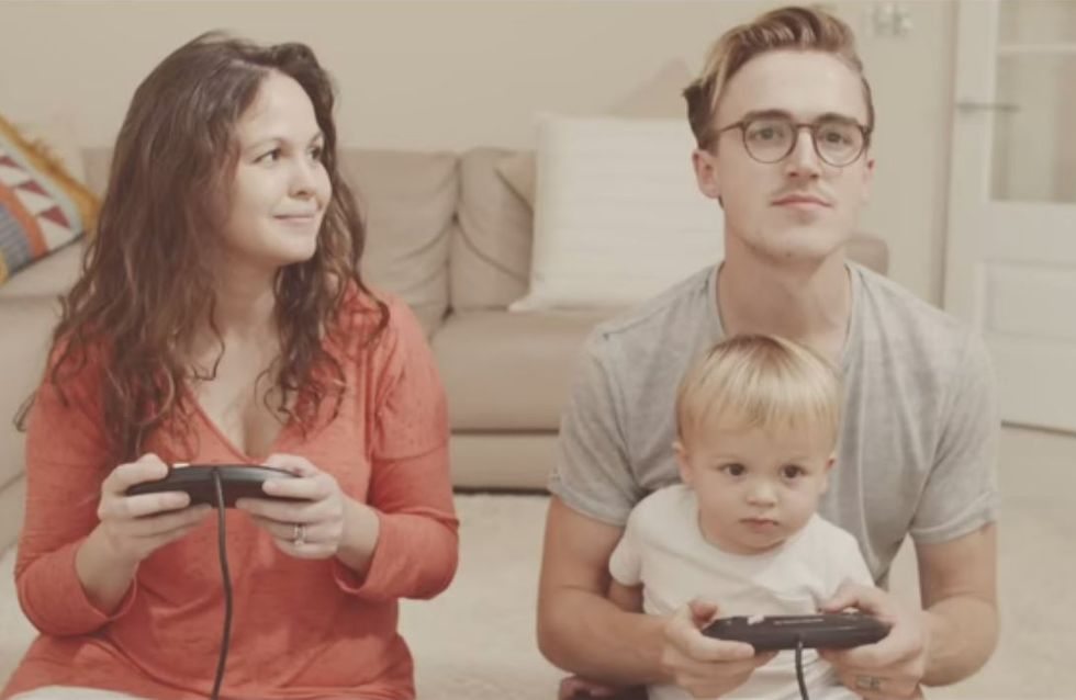 Nachwuchs unterwegs: Wie dieses Paar ihren Familienzuwachs verkündet, ist wirklich einmalig