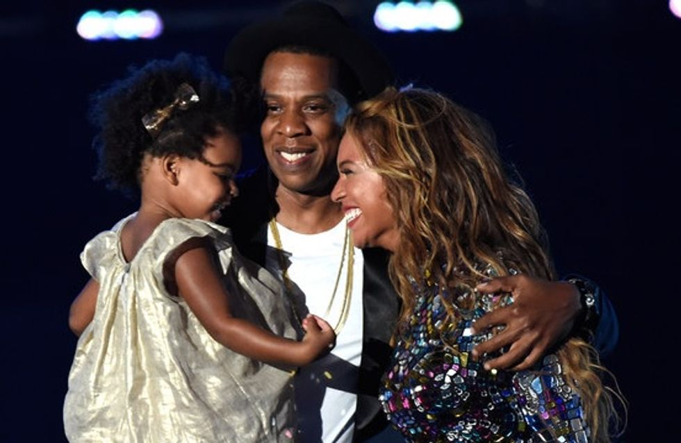 L'adorable cadeau de Blue Ivy pour l'anniversaire de Beyoncé (Photo)