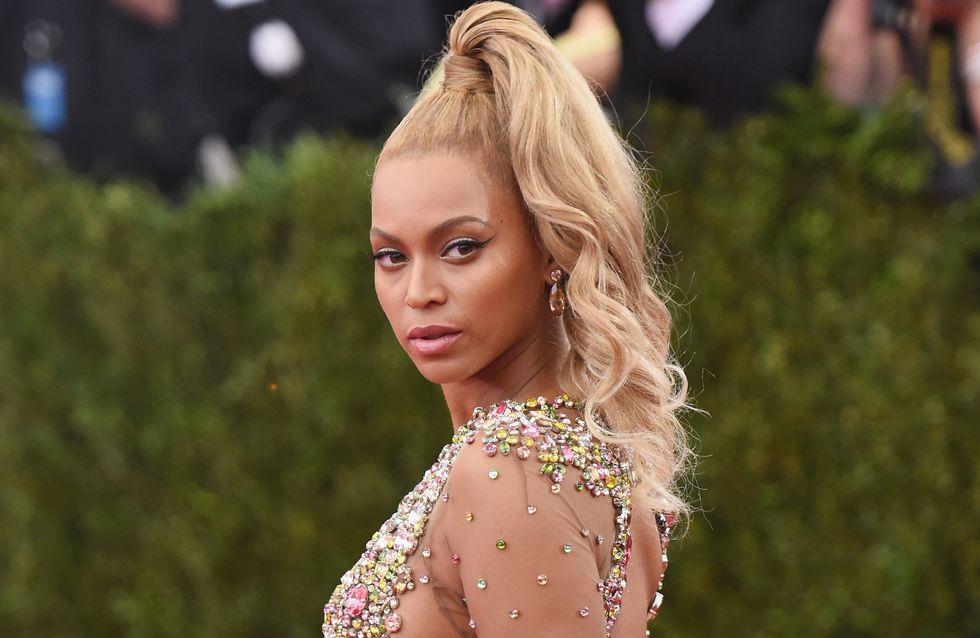 Beyoncé éblouissante sans maquillage (Photo)