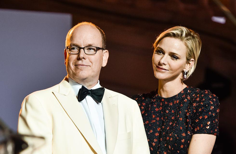 Charlène et Albert de Monaco élégants et affectueux aux Princess Grace Awards (Photos)