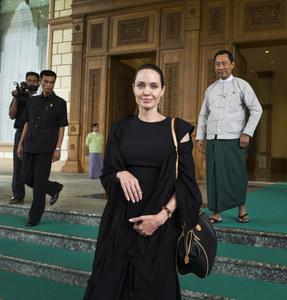 Angelina Jolie.