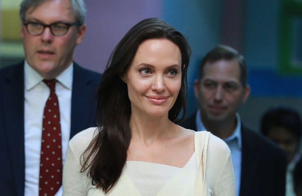 Découvrez Angelina Jolie à 25 ans lors d'un cours de théâtre (Vidéo)