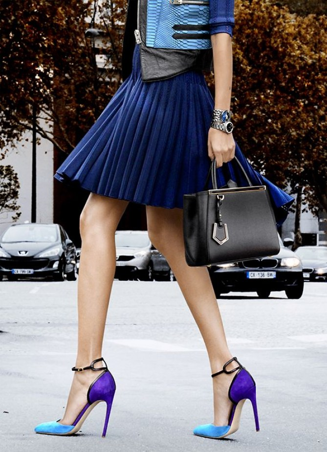Les stilettos