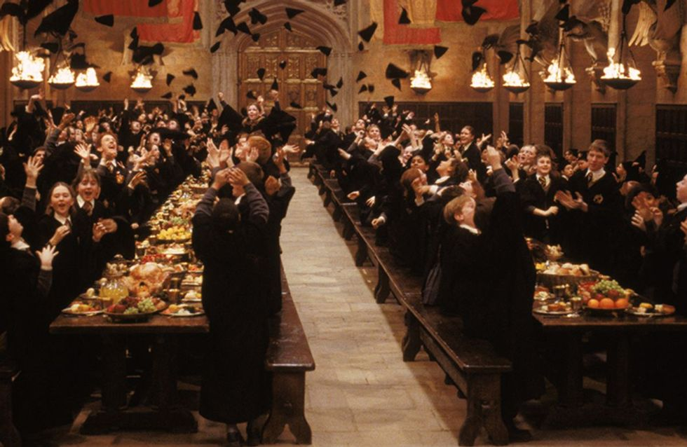 Test: ¿Con qué manjar de Harry Potter te quedarías?