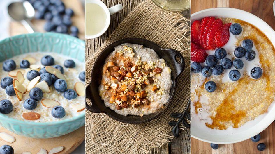 Der neue Mega-Trend: Oatmeal & Co. - gesunde Frühstücksideen in der Schale