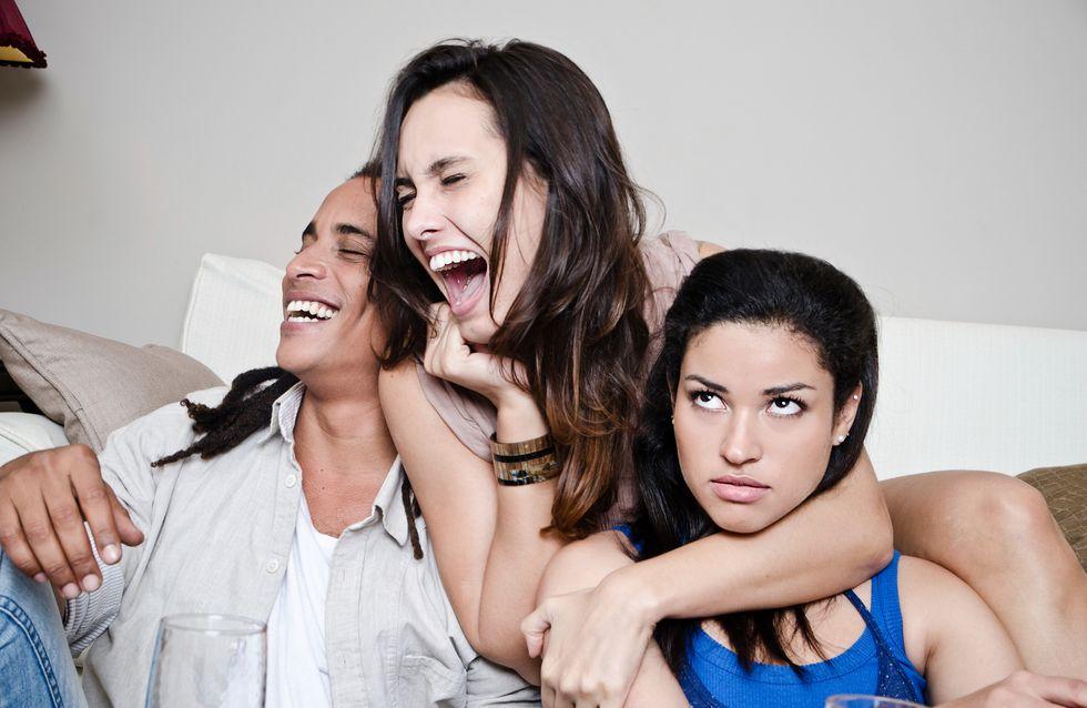 Couples : Les 5 femmes qui mettent votre amour en péril