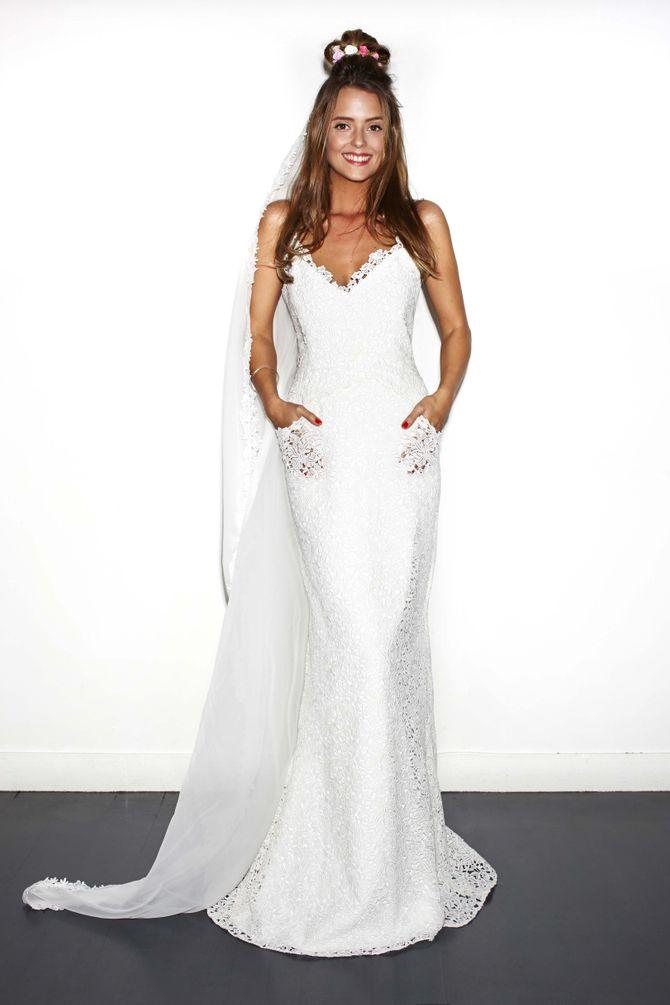 ac6555272ac3c5 Robe de mariée morphologie : quelle robe pour ma silhouette ?