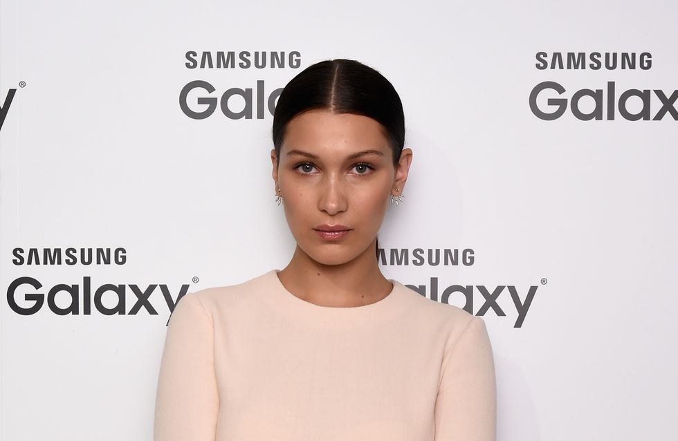 Bella Hadid, la soeur de Gigi Hadid, devient le nouvel Ange de Victoria's Secret