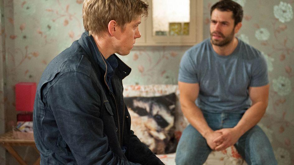Emmerdale 15/09 - Ross sets Pete's final scene